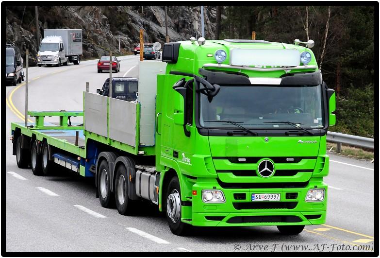 Www Af Foto Com Mercedes Actros 2658 6x4 Su 69997 Bring