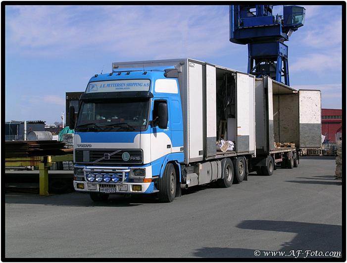 Www Af Foto Com Volvo Fh16 520 Hf 18553 J E
